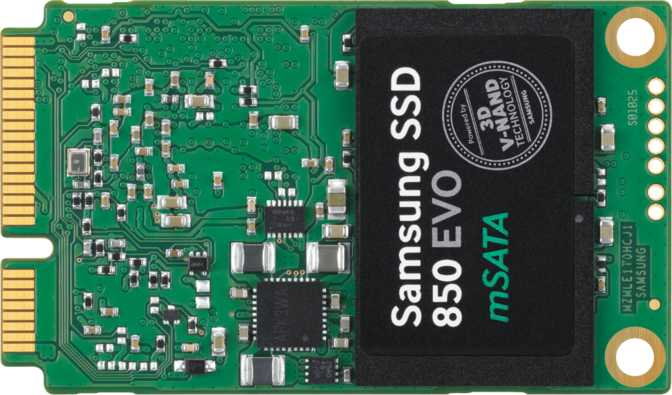 Samsung 850 Evo 1TB mSATA