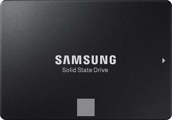 "Samsung 860 Evo 2TB 2.5"""