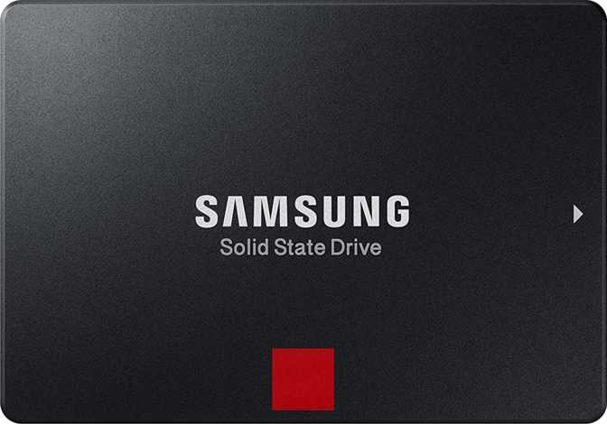 "Samsung 860 Pro 2TB 2.5"""