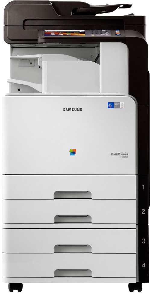 Samsung CLX-9201NA