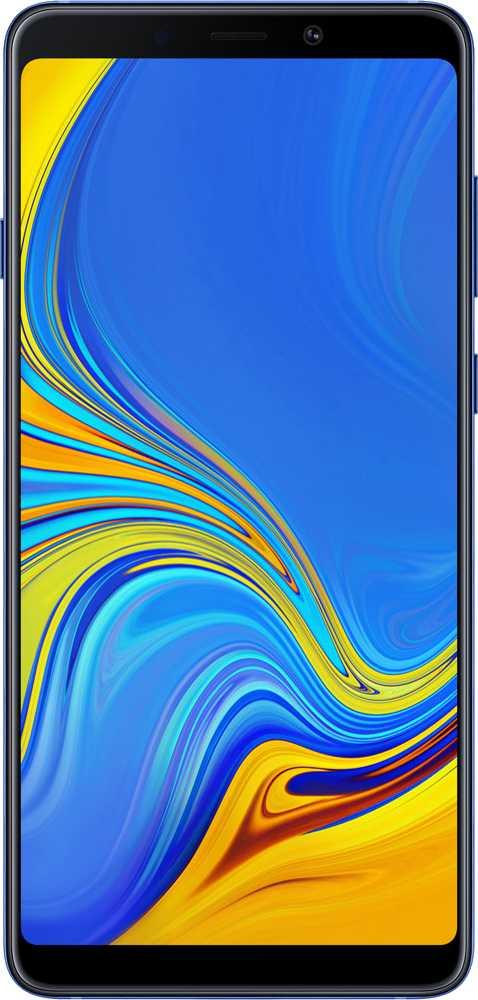 ≫ Samsung Galaxy A50 vs Samsung Galaxy A9 (2018): What is