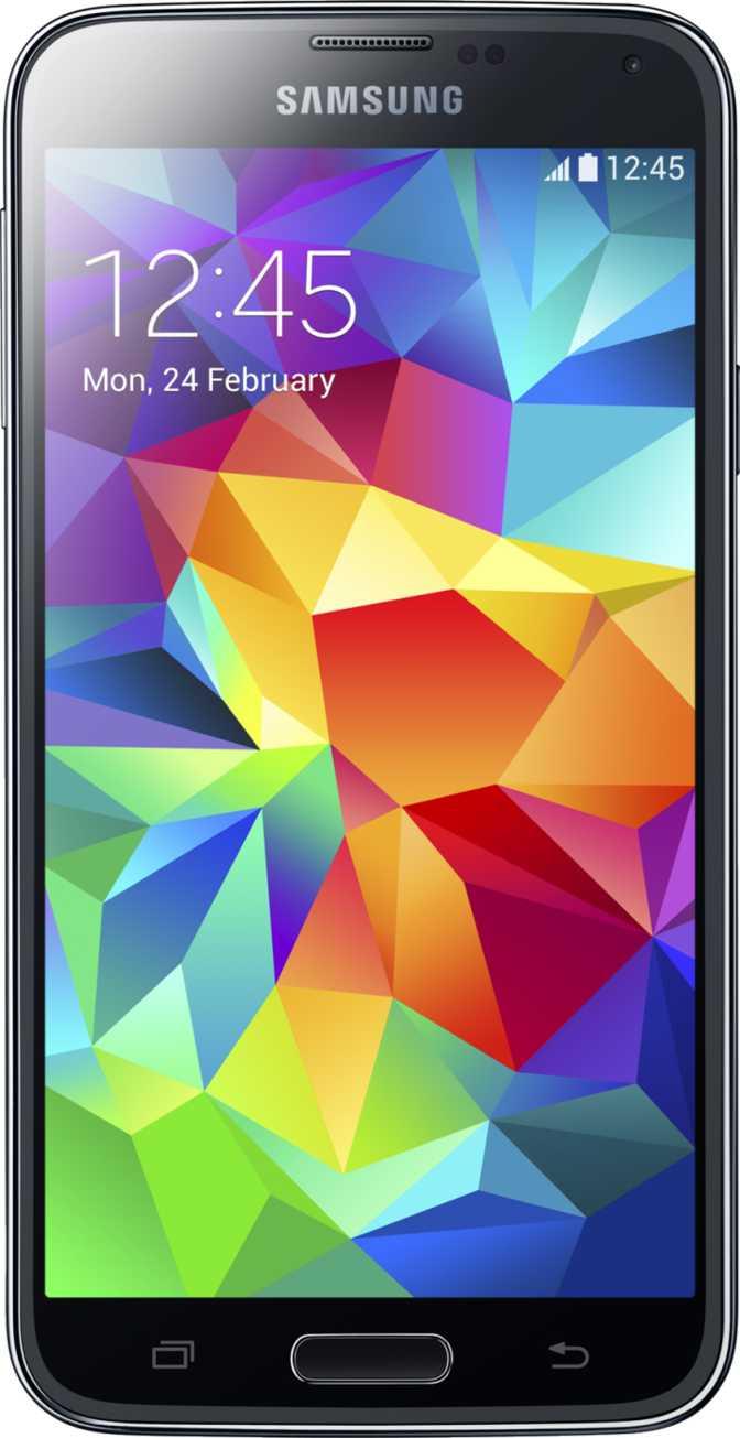 Samsung Galaxy S5 Negro