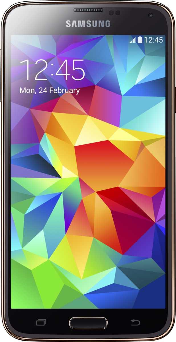 Samsung Galaxy S5 Złoty