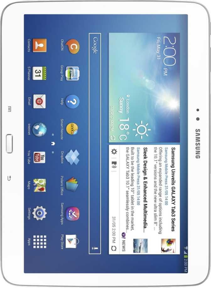 Samsung GT-P5200 32GB