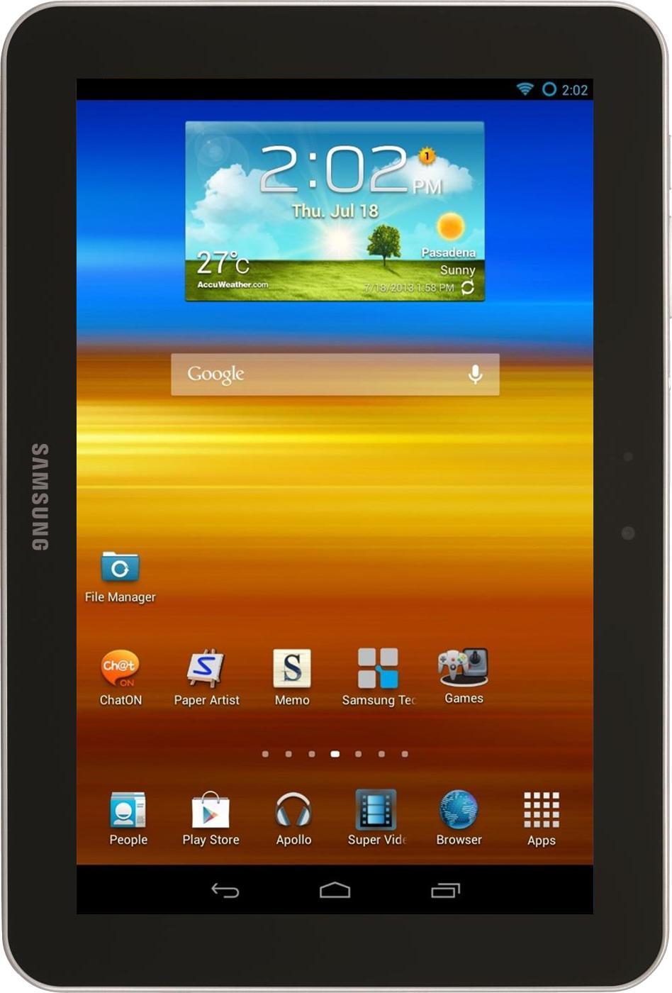 Samsung Galaxy Tab 8.9 P7300 64GB