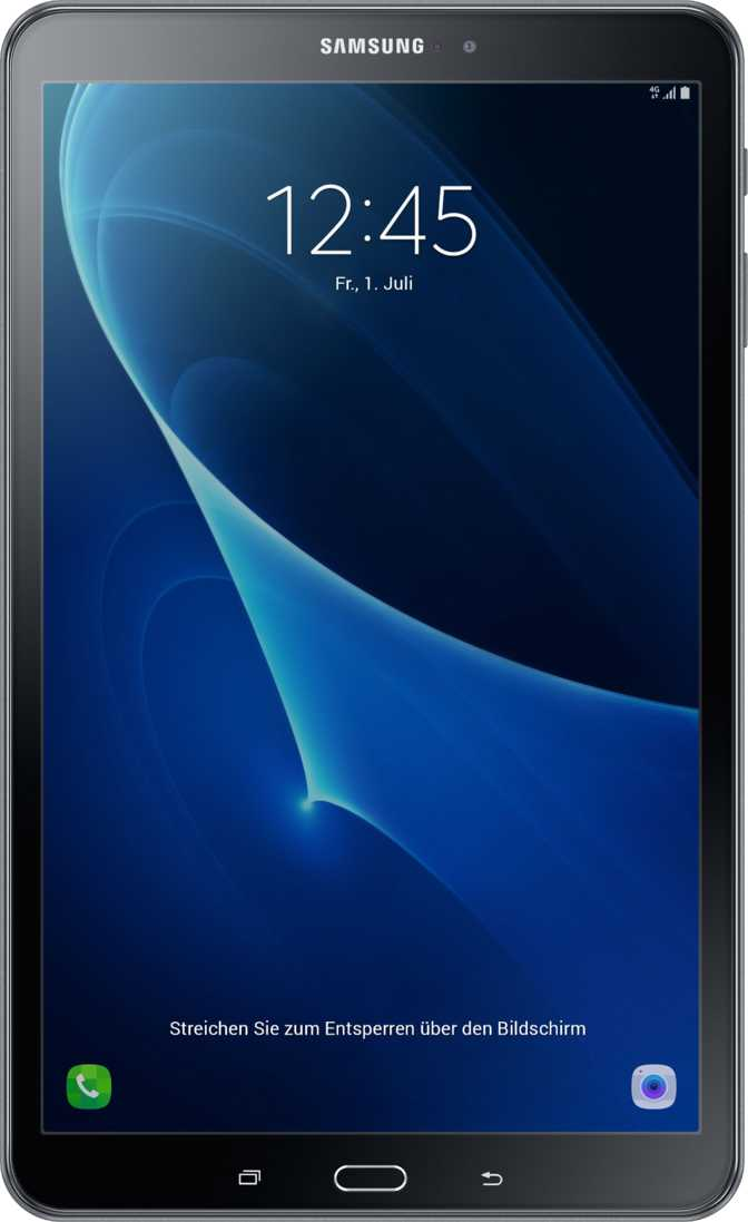 Samsung Galaxy Tab A 10.1 LTE + WiFi (2016)