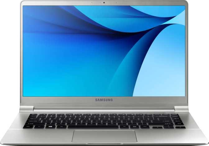 "Samsung Notebook 9 15"" Intel Core i7-6500U 2.5GHz / 4GB / 256GB"