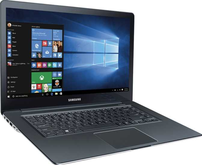 "Samsung Notebook 9 Pro 15.6"" Intel Core i7 6700HQ 2.6GHz / 8GB / 256GB"