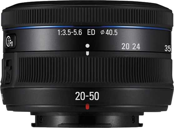Samsung NX 20-50mm F3.5-5.6 ED II