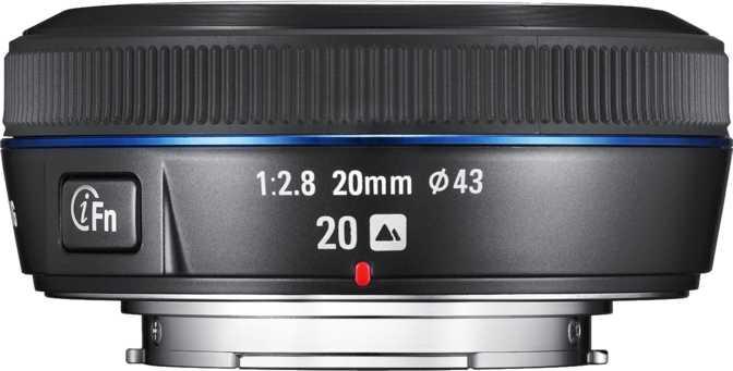 Samsung NX 20mm F2.8 Pancake