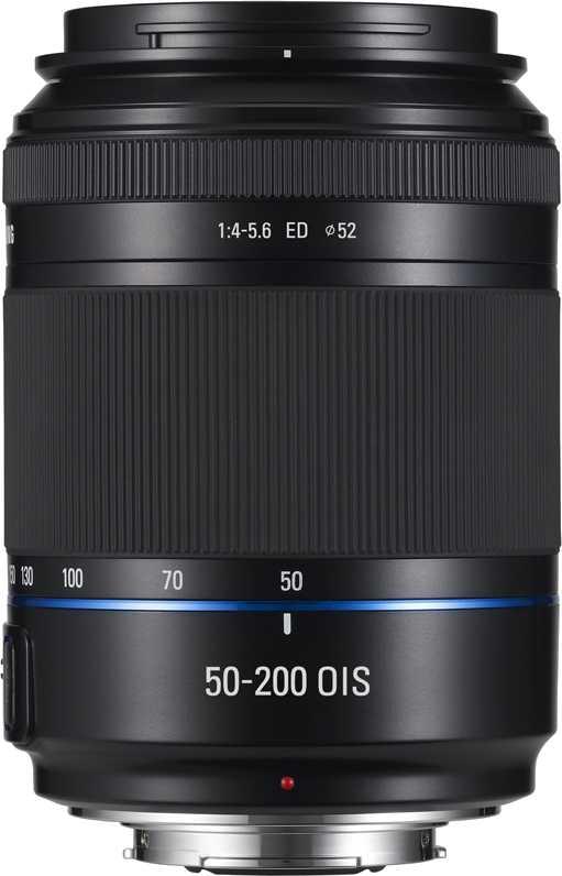 Samsung NX 50-200mm F4-5.6 OIS