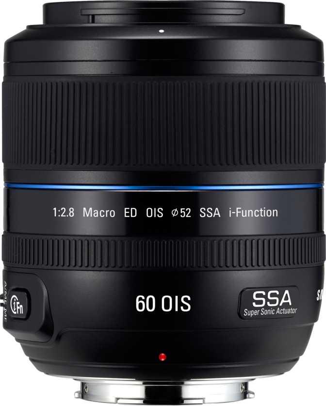 Samsung NX 60mm F2.8 Macro ED OIS SSA