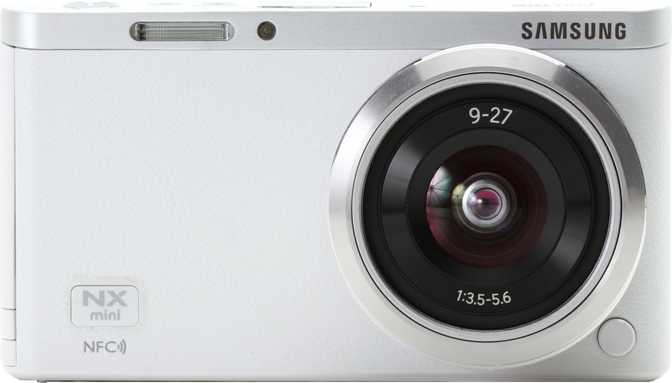 Samsung NX Mini + NX-M 9-27mm f/3.5-5.6 OIS