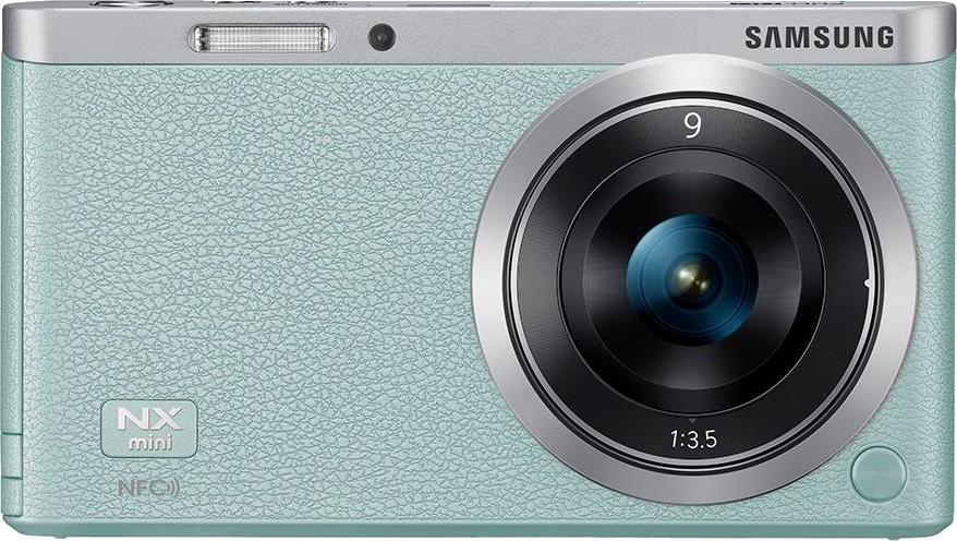 Samsung NX Mini + NX-M 9mm f/3.5