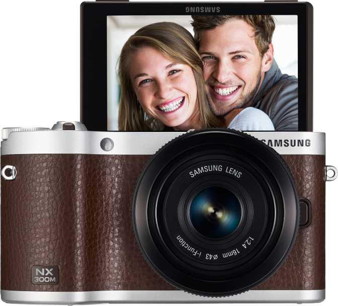Samsung NX300M + NX 16mm f/2.4 i-Function