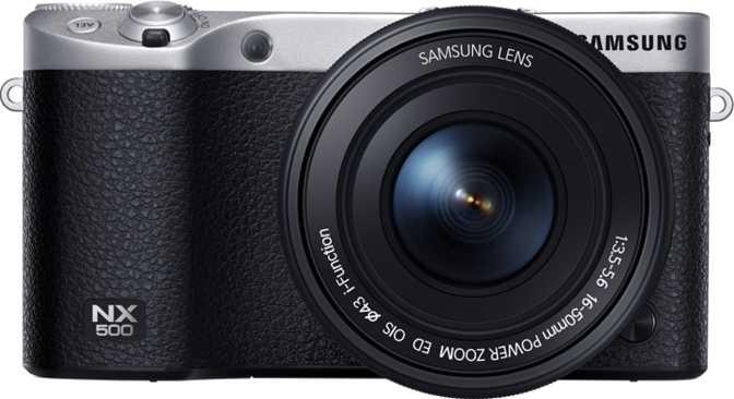 Samsung NX500 + Samsung NX 16-50mm F3.5-5.6 Power Zoom ED OIS