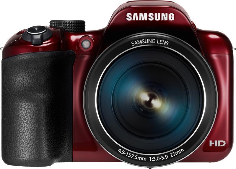 Samsung WB1100F Smart Camera