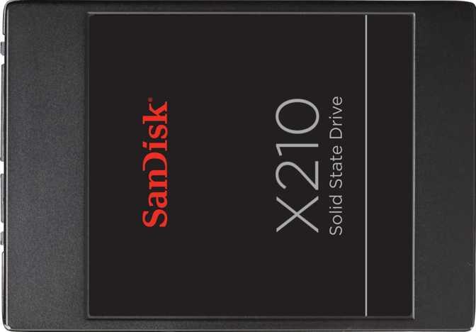 SanDisk X210 128GB