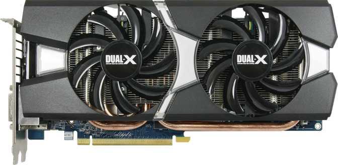 Sapphire Dual-X R9 280X OC