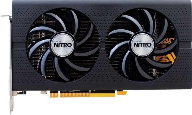 Sapphire Nitro Radeon RX 460 OC