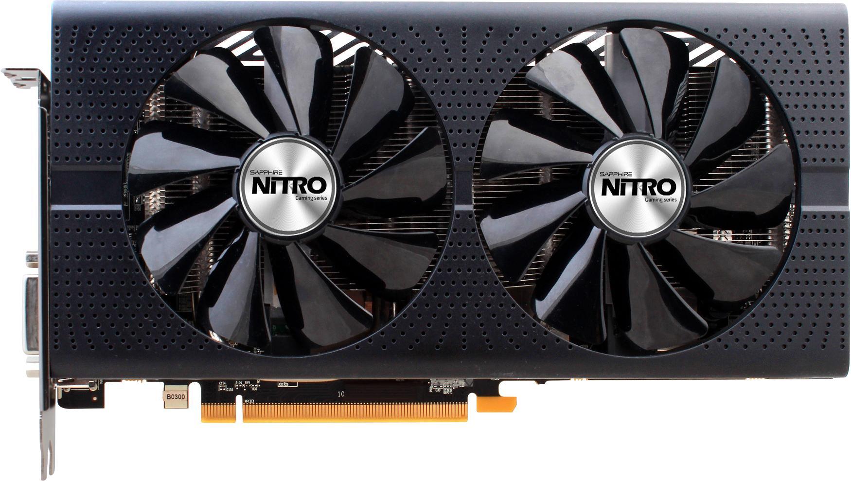Sapphire Nitro+ Radeon RX 470 8GB