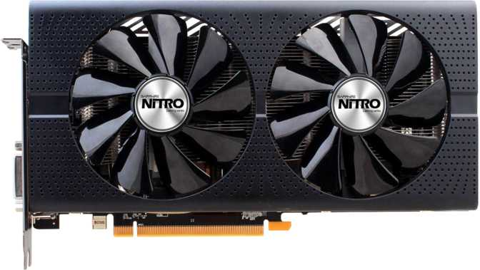 Sapphire Nitro+ Radeon RX 480 8GB