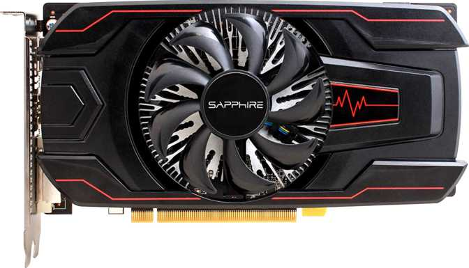 Sapphire Pulse Radeon RX 560 OC 4GB