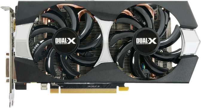 Sapphire Radeon R7 370 Dual-X