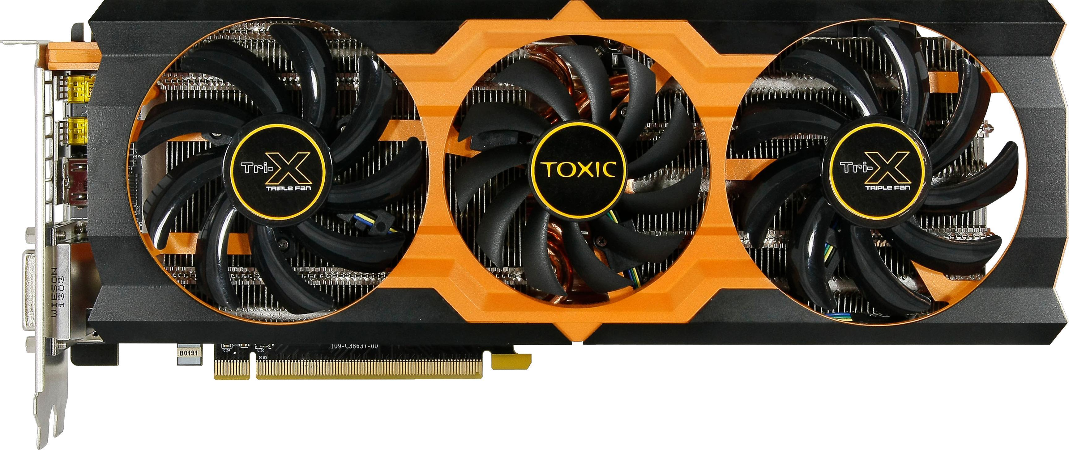 Sapphire Toxic R9 280X OC