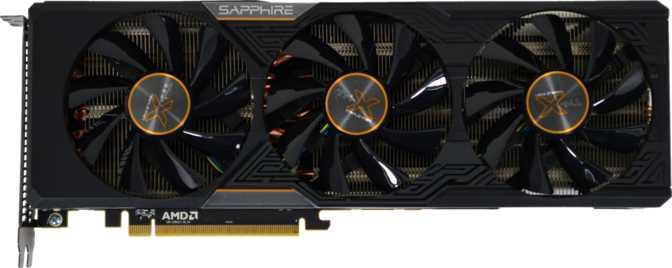 Sapphire Tri-X R9 Fury