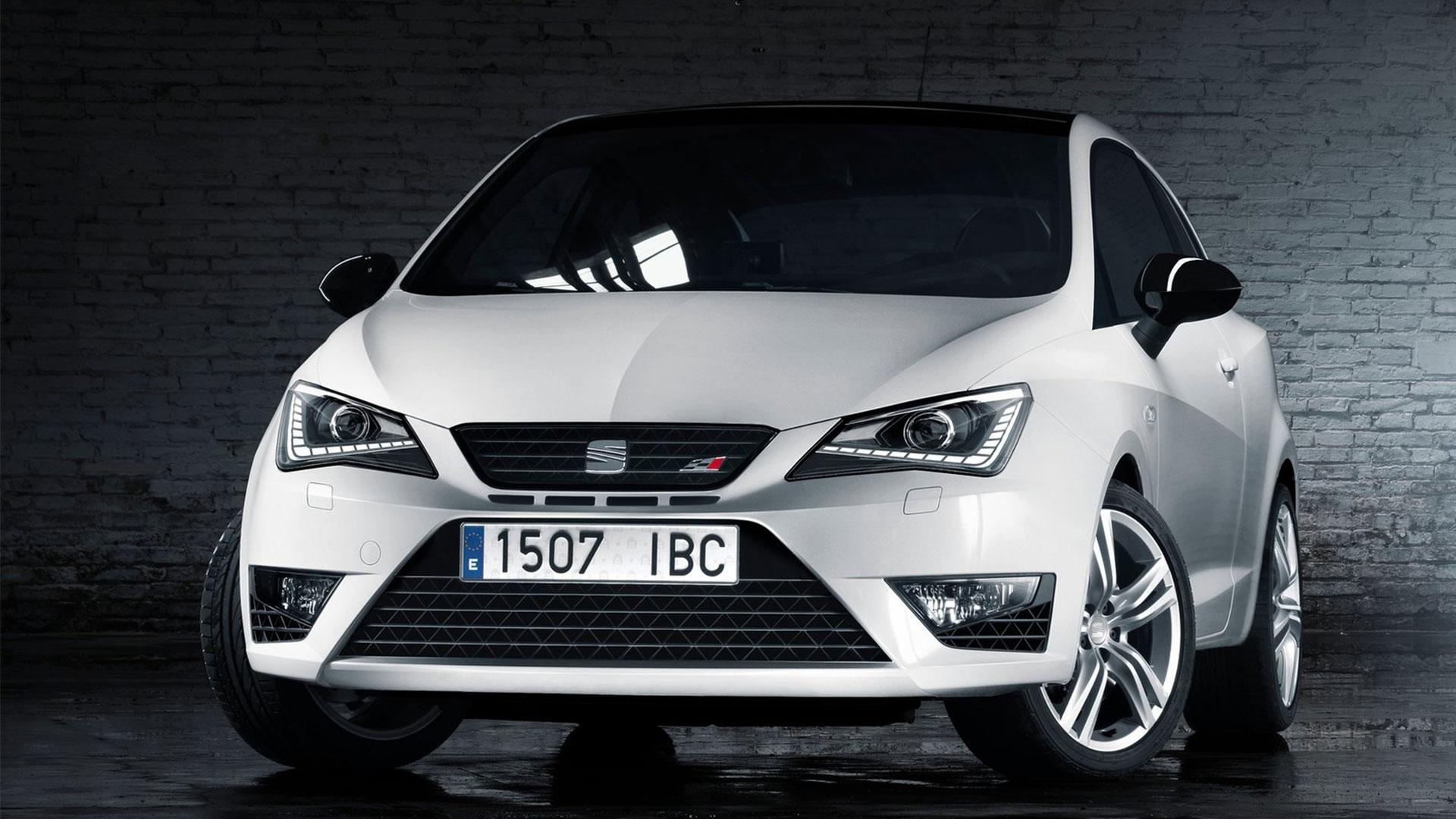 SEAT Ibiza 1.4 TSI (2014)