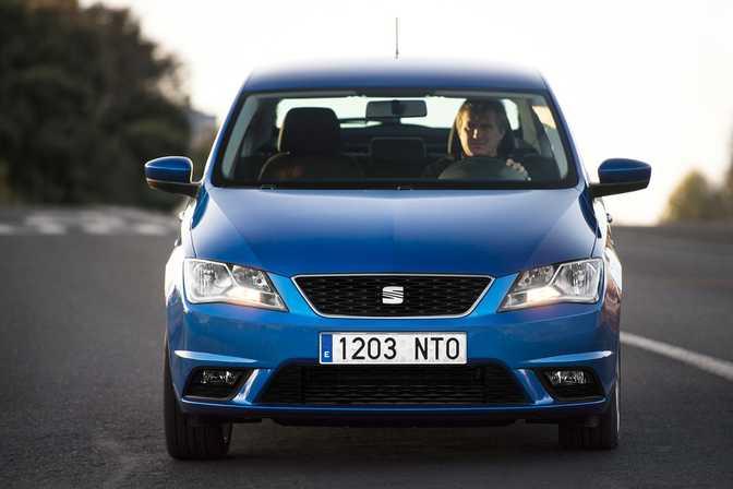 SEAT Toledo 1.2 TSI (2014)