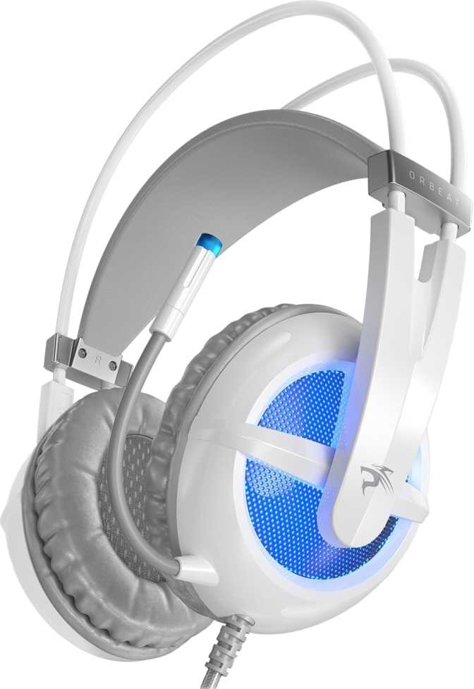 Sentey Orbeat White GS-4440