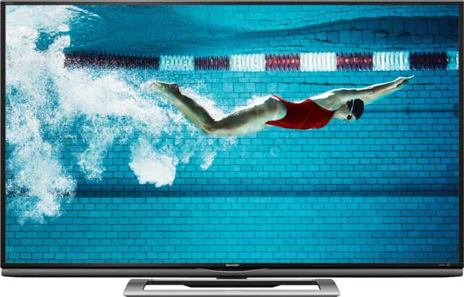 "Sharp 70"" 4K Ultra HD LED TV"