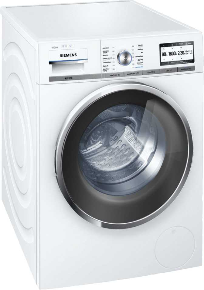≫ Indesit IWE81281 vs Siemens WM16Y890EE   Washing machine comparison