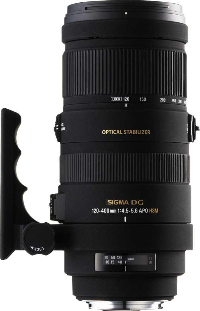 Sigma 120-400mm F4.5-5.6 DG APO OS HSM
