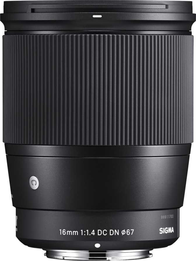 Sigma 16mm f/1.4 DC DN (Micro Four Thirds)