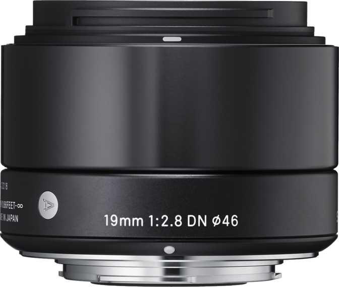 Sigma 19mm F2.8 DN A