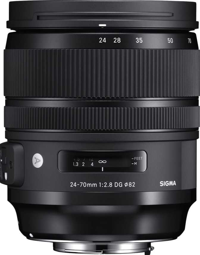 Sigma 24-70mm f/2.8 DG OS HSM Art