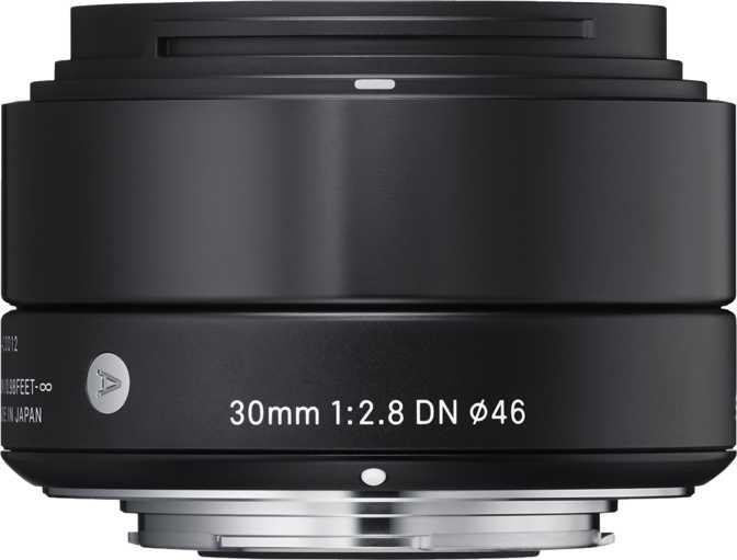Sigma 30mm F2.8 DN A