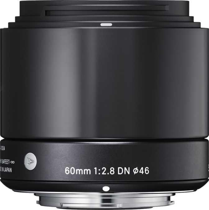 Sigma 60mm F2.8 DN A