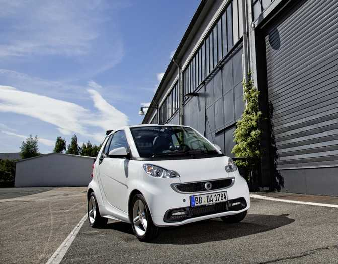 Smart Electric Drive (2014)