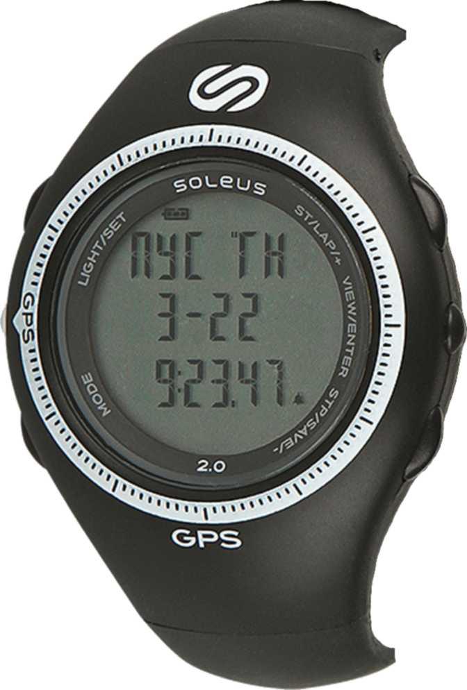 Soleus GPS 2.0