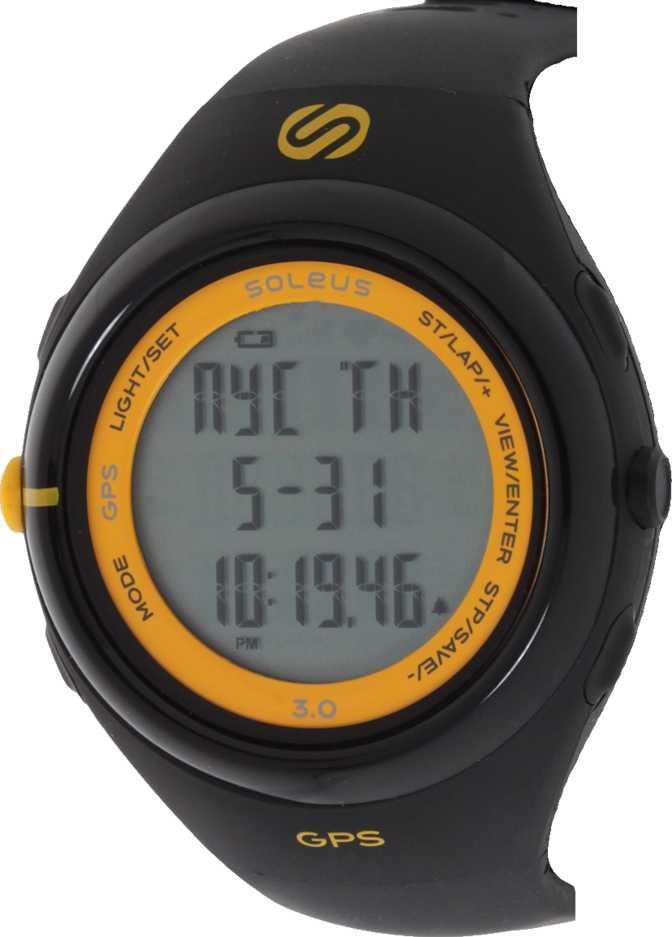 Soleus GPS 3.0