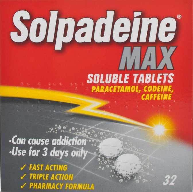 Solpadeine Max Soluble