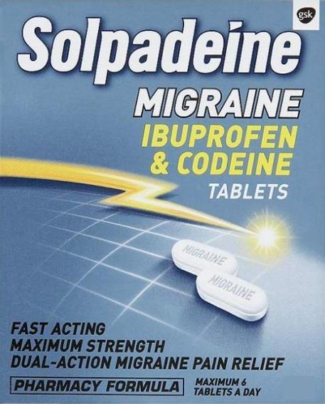 Solpadeine Migraine Tablets