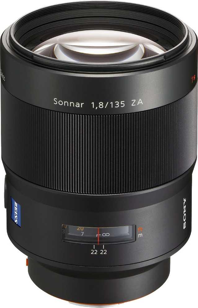 Sony 135mm F1.8 ZA Carl Zeiss Sonar T*