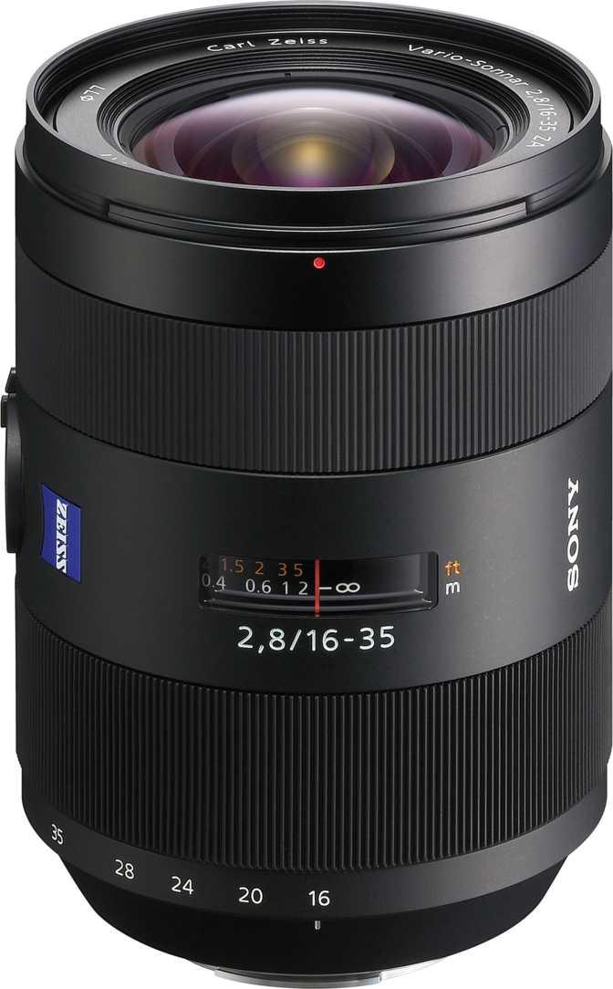 Sony 16-35mm F2.8 ZA SSM II Carl Zeiss Vario-Sonnar T*