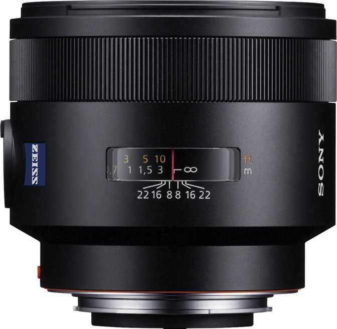 Sony 50mm F1.4 ZA SSM Carl Zeiss Planar T*