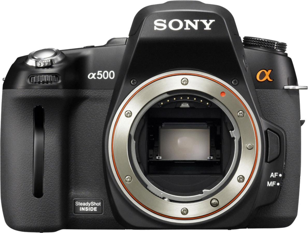 Sony A500 DSLR